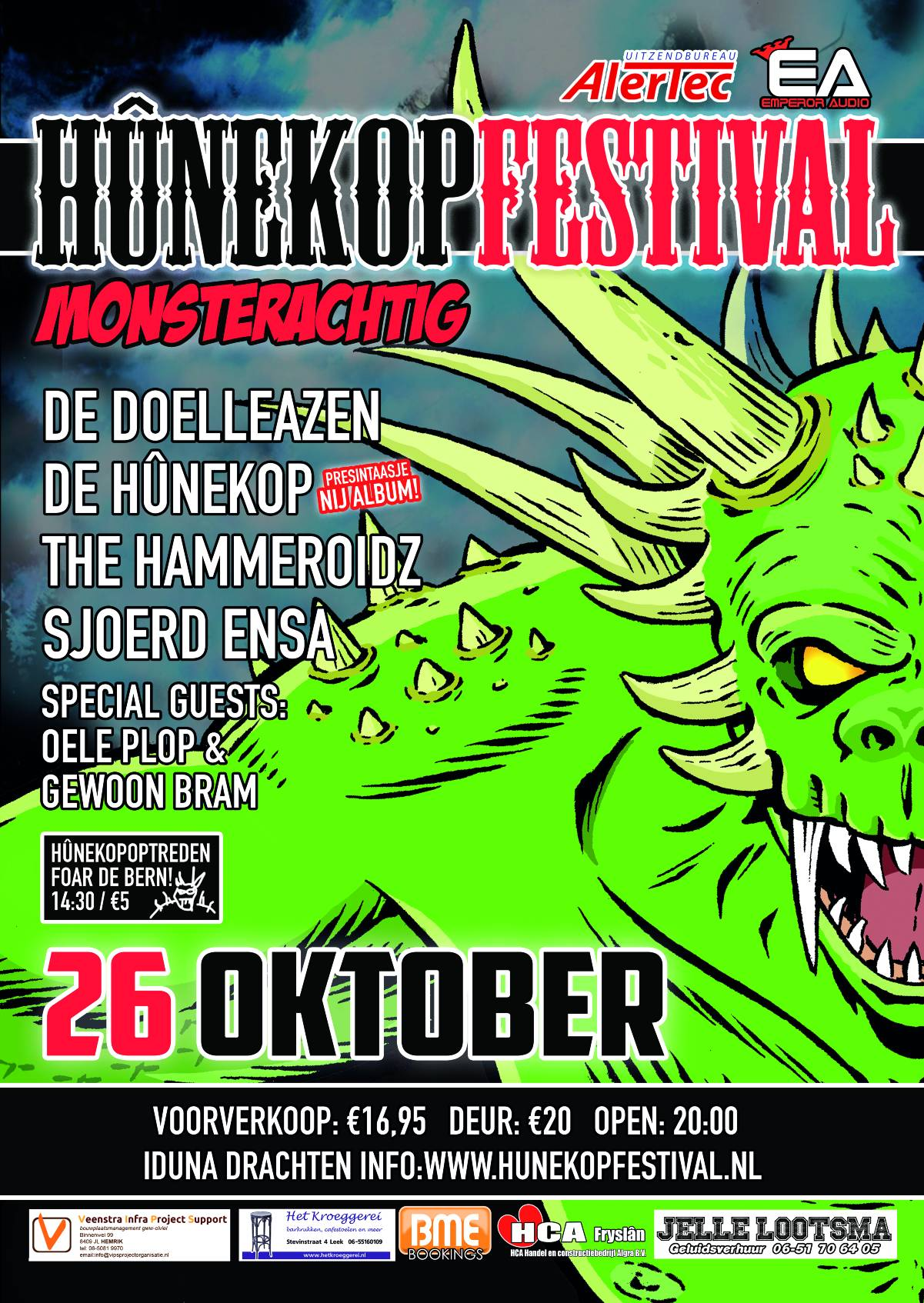 HKF2019 POSTER MONSTERACHTICH